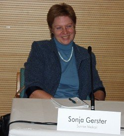 Sonja Gerster, Sunrise Medical